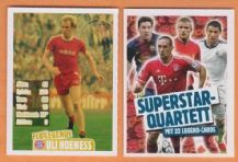 Bayern Munich Uli Hoeness West Germany